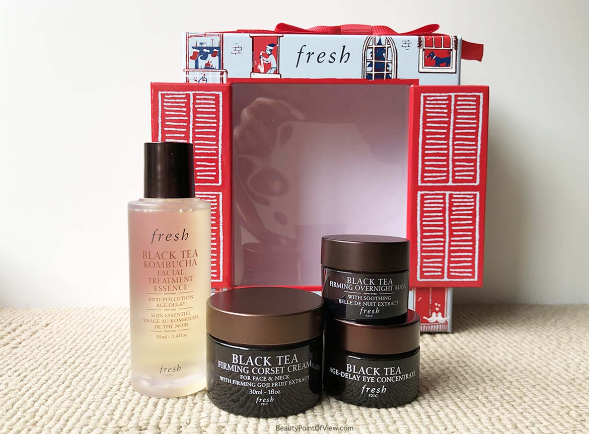 Fresh Beauty Holiday Sets Beauty Point Of View