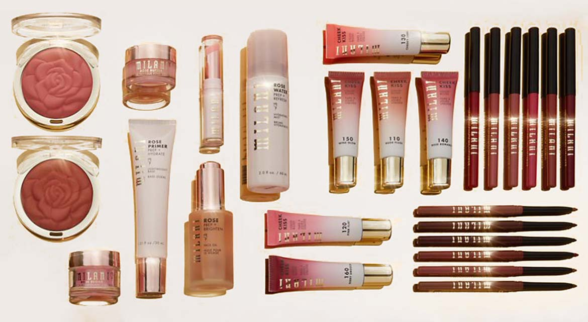 Milani New Collection Beauty Point Of