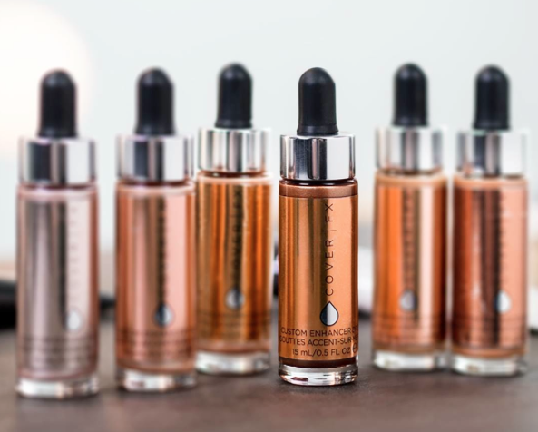 Cover FX Custom Enhancer Drops | Best Highlighters For A Perfect Glow